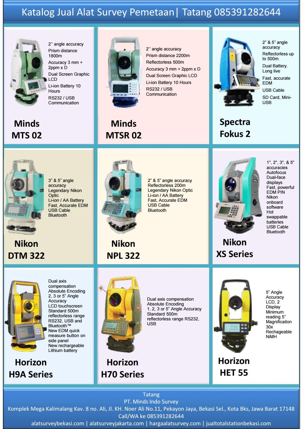 Nikon Survey BC-60 /& 65 nouvelle batterie Insert 7.2v4.0ah