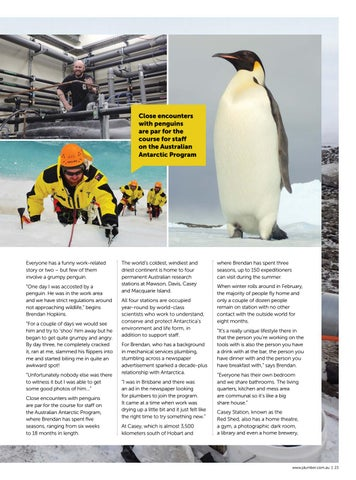 Page 23 of Plumbing and penguins