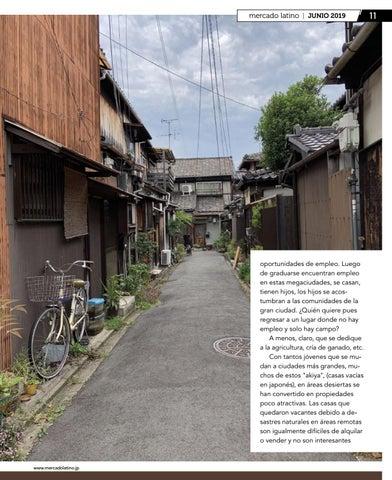 Page 11 of La verdad sobre las casas gratis en Japón.