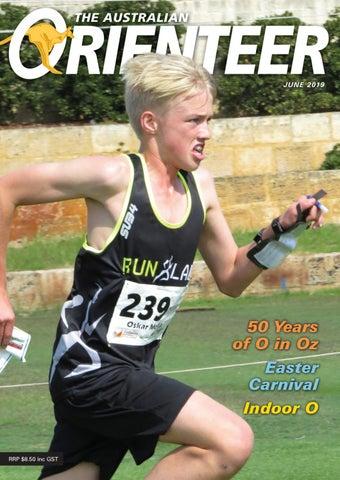 ed893ca1e47 The Australian Orienteer – June 2019 by Orienteering Australia - issuu