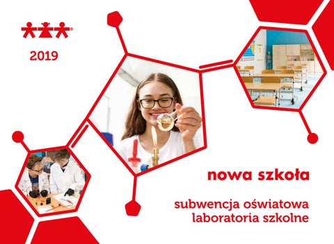 c1047c8a4f06d5 Katalog Subwencja Oświatowa i Laboratoria Szkolne 2019. Nowa Szkoła ...