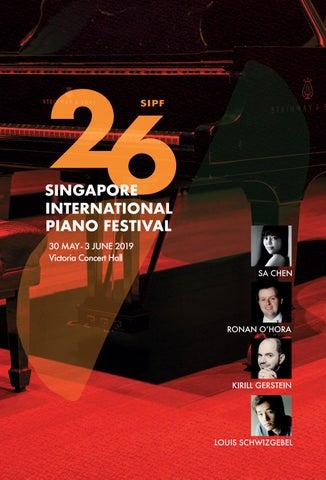 26th Singapore International Piano Festival by Singapore