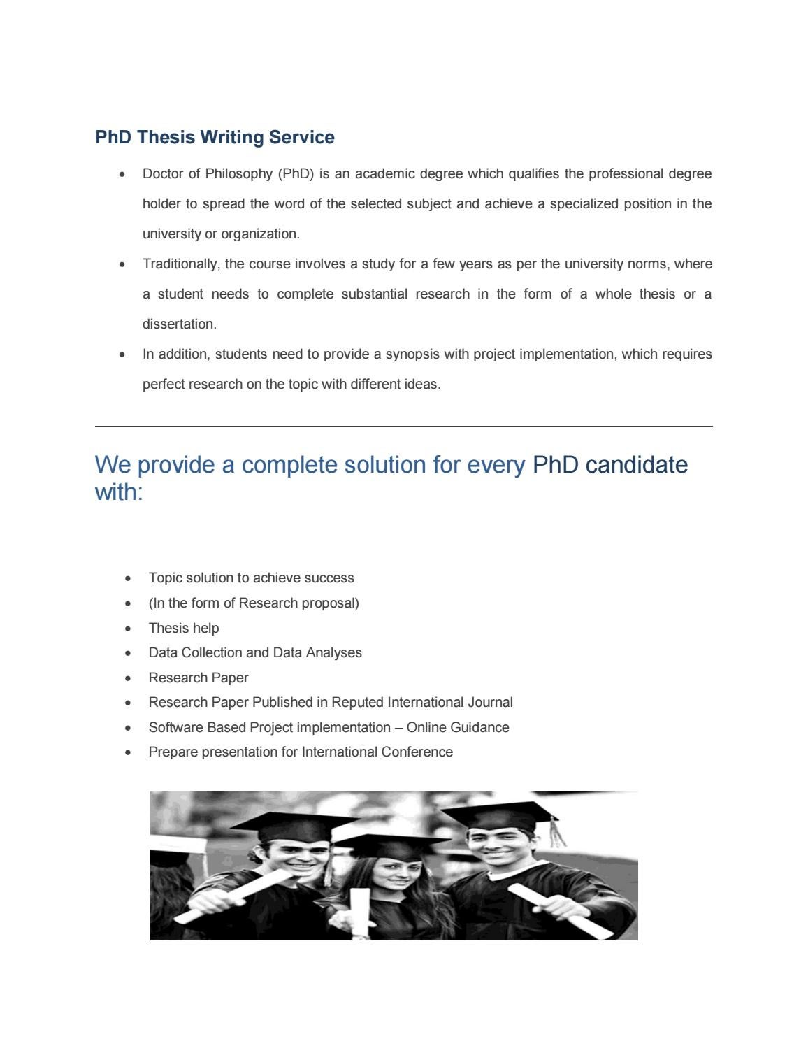 Phd thesis collection sexual discrimination essay