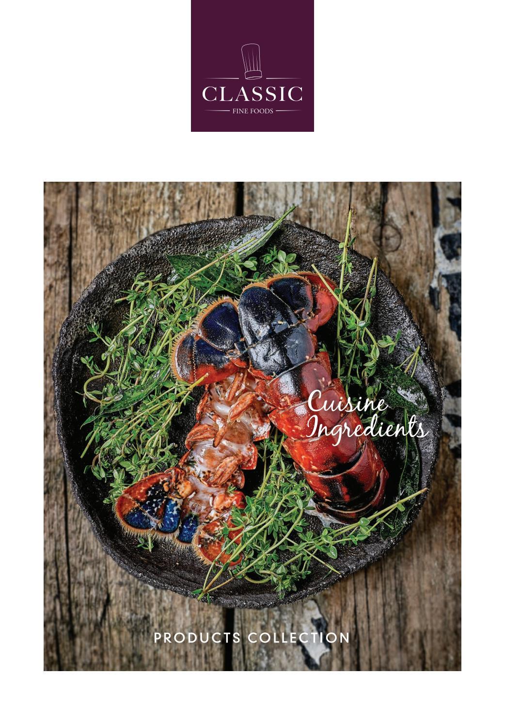 Modele De Bar Pour Cuisine cff sg - cuisine ingredients - catalogue 2019classic