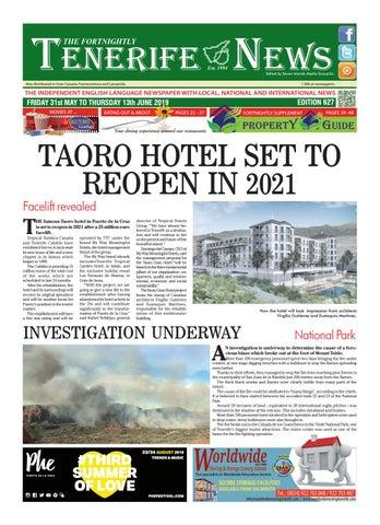Edition 627 By Tenerife News Issuu