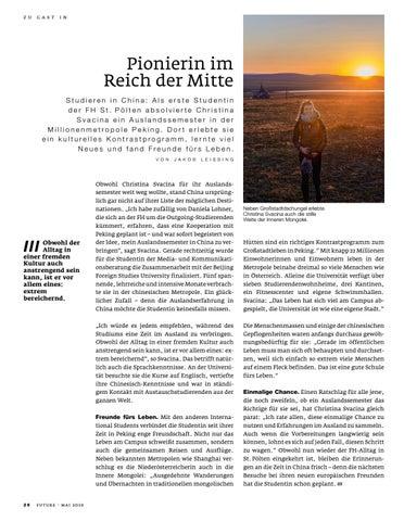 Page 26 of Pionierin im Reich der Mitte