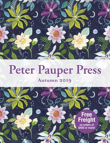 57fe22a3ba76 Peter Pauper Autumn Catalog 2019 by Just Got 2 Have It! - issuu