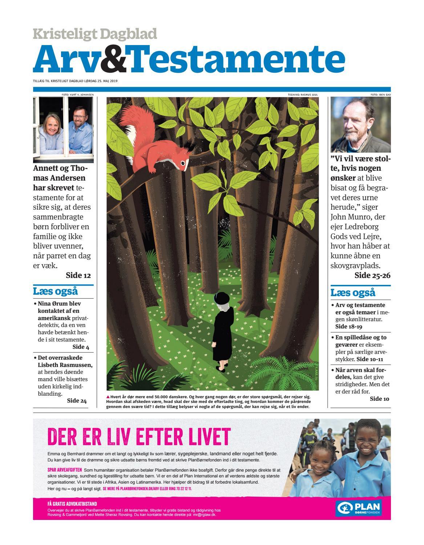 d8edc174 Arv&Testamente by Kristeligt Dagblad - issuu