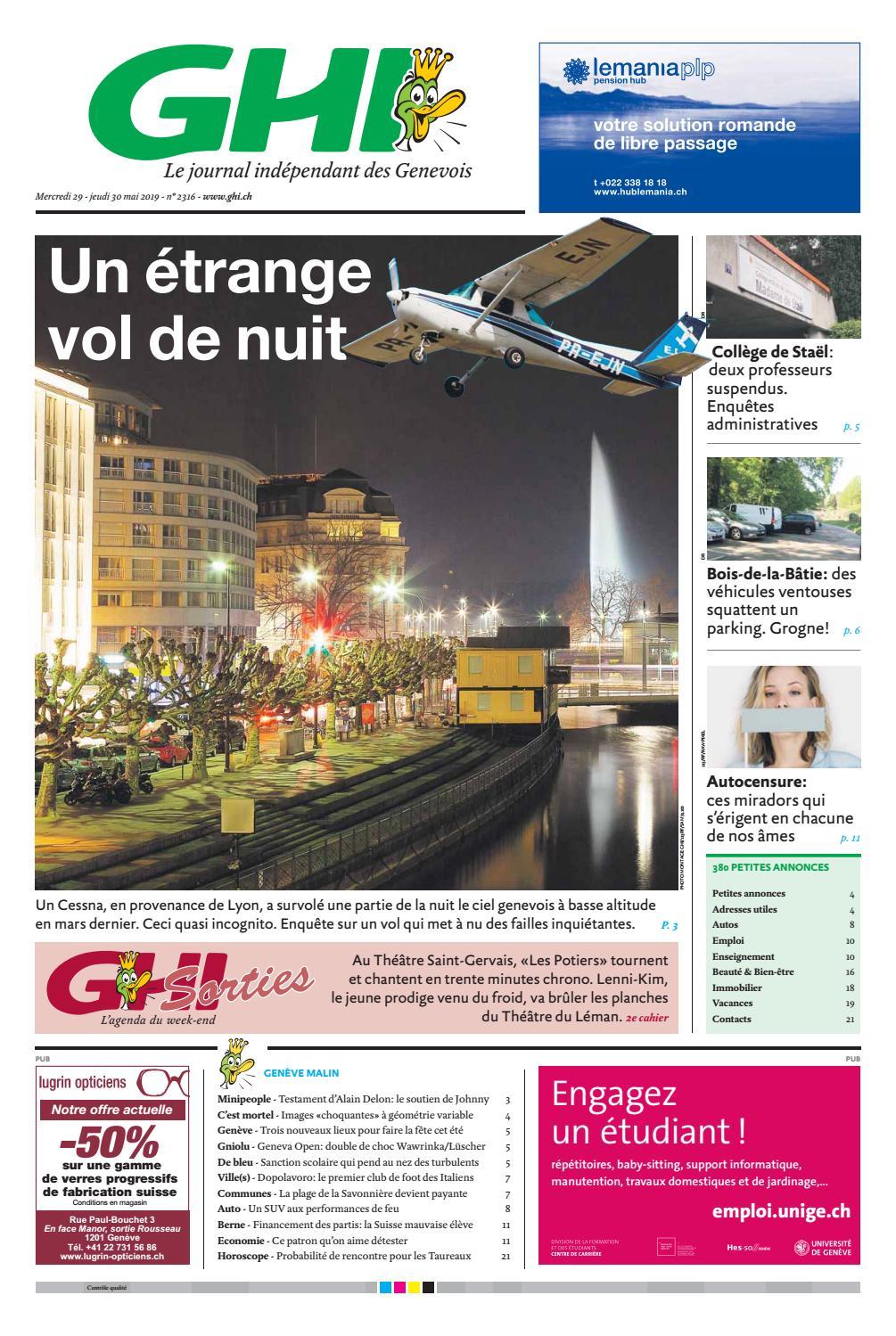 Couvrir Une Terrasse Permis De Construire ghi du 30 mai 2019 / clientsghi & lausanne cités - issuu