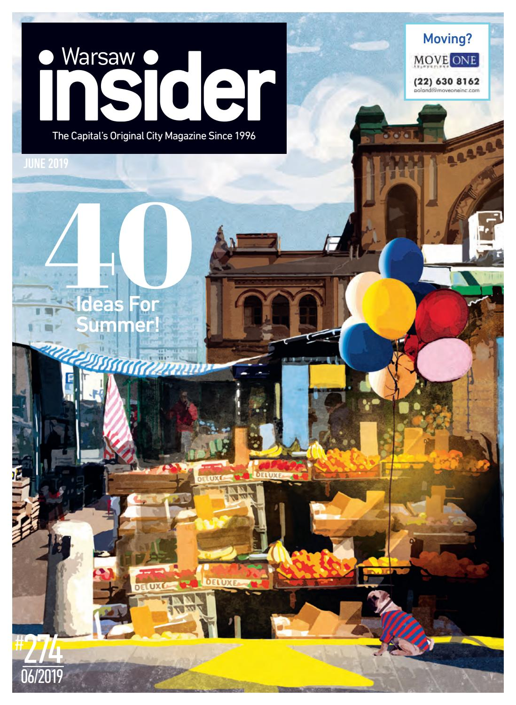 Warsaw Insider June 2019 274 By Valkea Media Pro Issuu