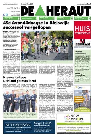 De Heraut week 22 2019 by Nieuwsblad De Heraut issuu