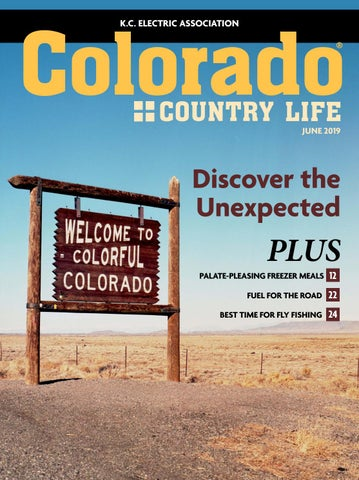 Colorado Country Life June 2019 KC by American MainStreet