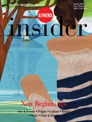 ATHENS INSIDER SPRING 2019 by Insider Publications - issuu