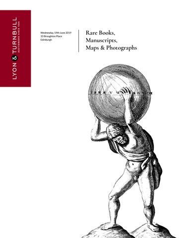 Rare Books, Manuscripts, Maps, Globes & Photographs | 19