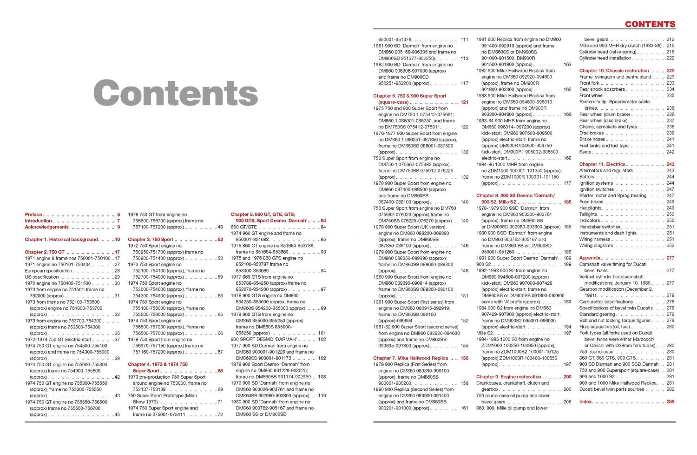 #9457 ducati bevel twins by ogden publications marketing - issuu