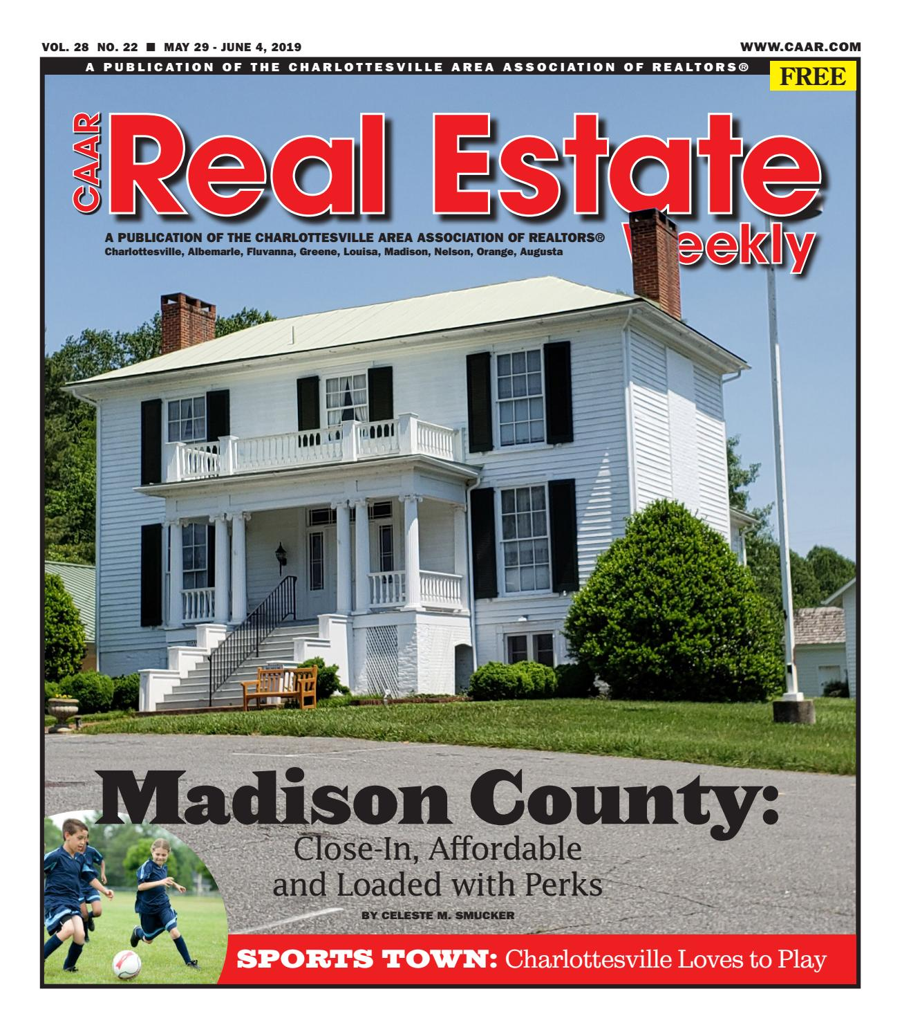 The Real Estate Weekly 5 29 2019 by The Real Estate Weekly - issuu