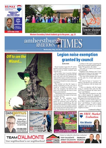 River Town Times - May 29, 2019 by River Town Times - issuu