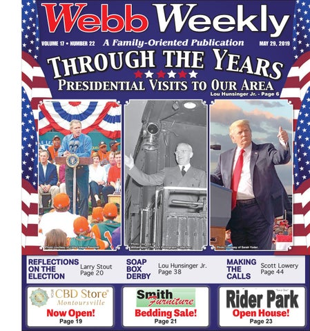 Webb Weekly May 29, 2019 by Webb Weekly - issuu