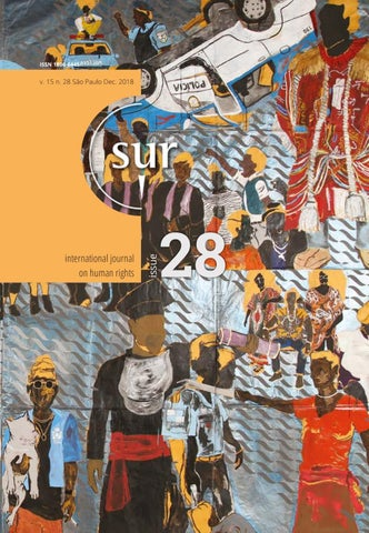 Sur 28 English by Conectas Direitos Humanos - issuu
