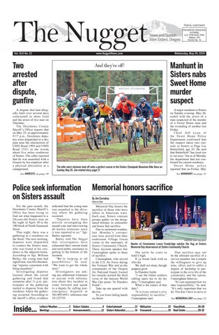 The Nugget Newspaper // Vol  XLII No  22 // 2019-05-29 by