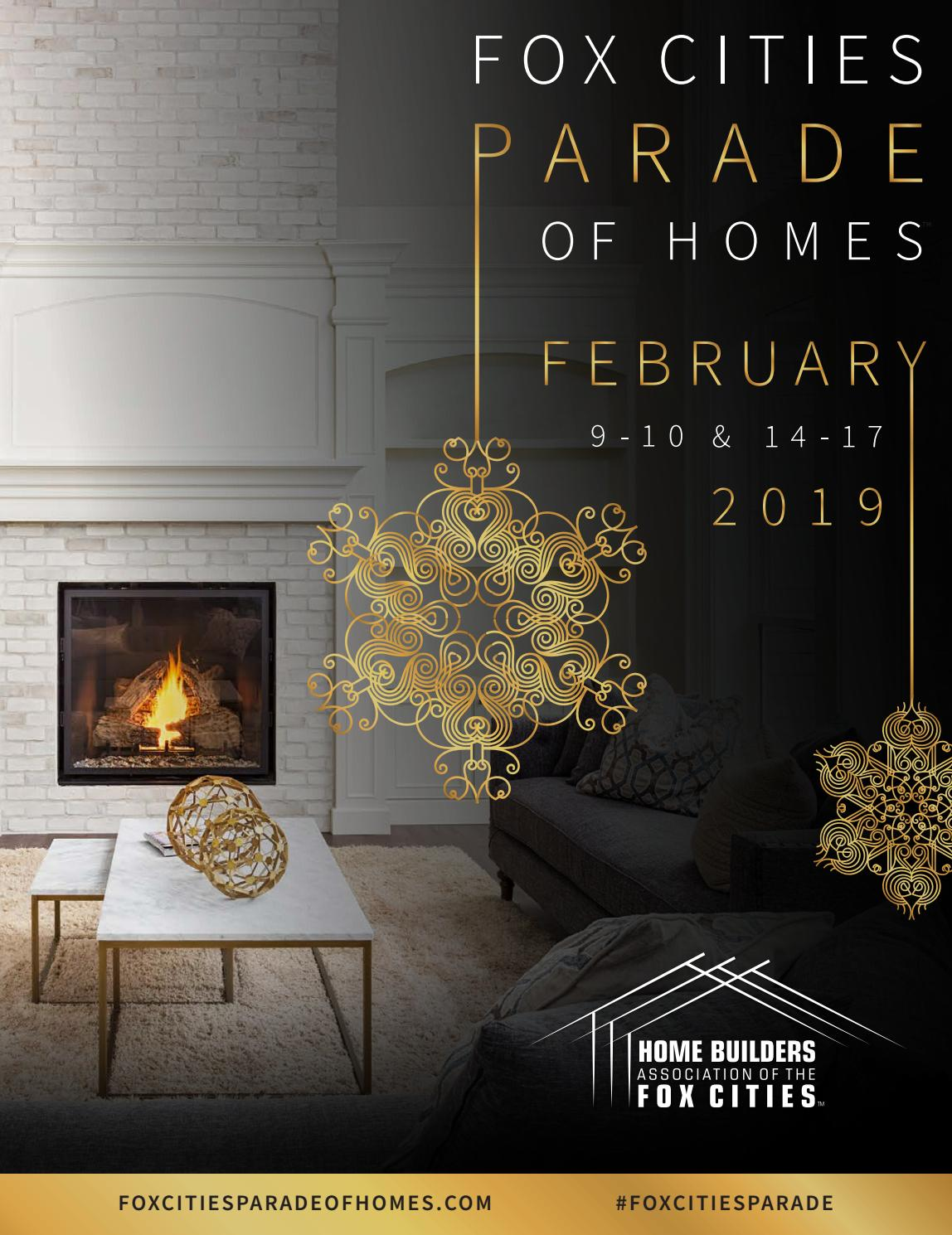 2019 Winter Parade of Homes Guidebook by Heidi Zich - issuu