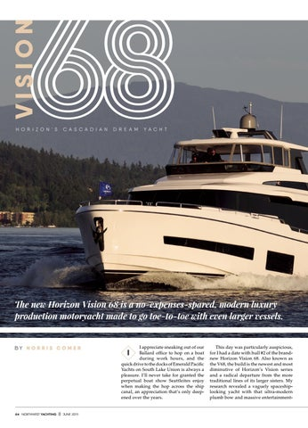Page 64 of Vision 68: Horizon's Cascadian Dream Yacht