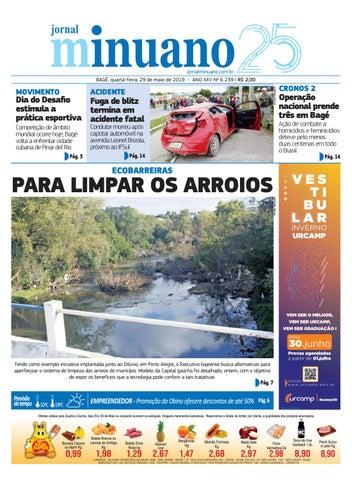 8ae05f5d8 20190529 by Jornal Minuano - issuu