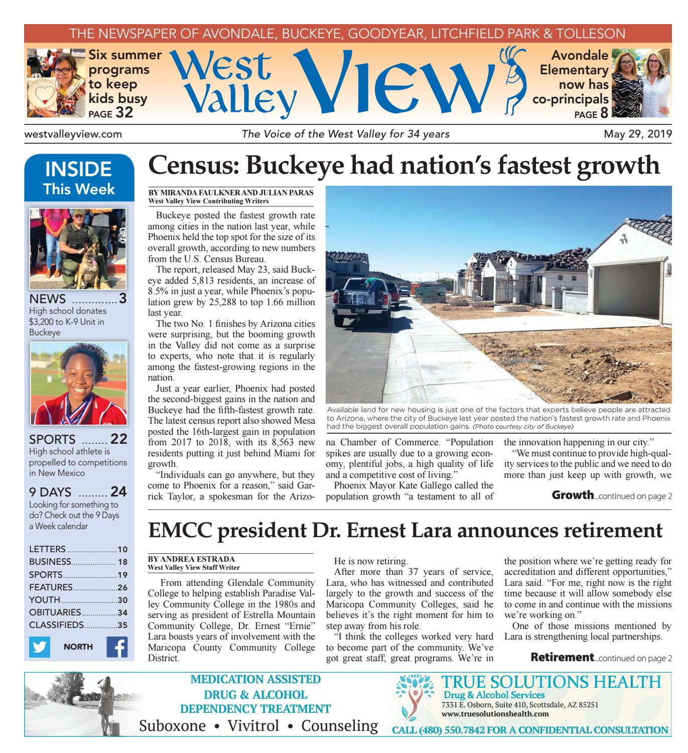 West Valley View: North 05 - 29 - 2019 by Times Media Group - issuu