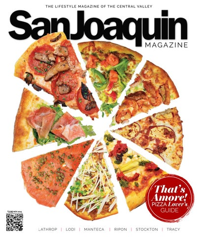 San Joaquin Magazine November 2015