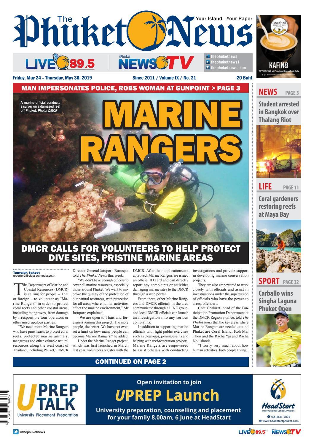 The Phuket News 24 May 2019 by The Phuket News - issuu