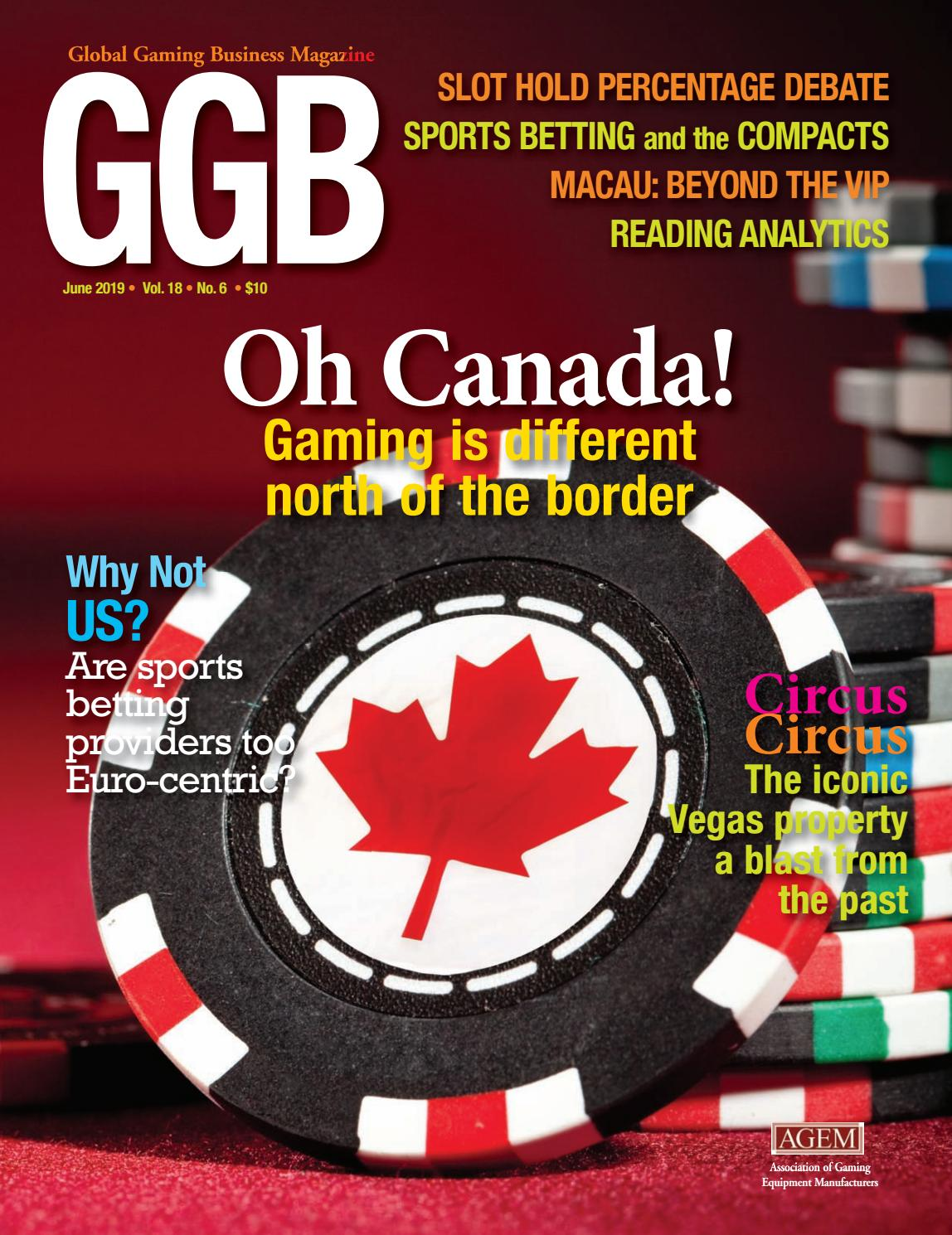 6ce84e6b3 The casino gaming industry's most respected and important international  trade journal. by Global Gaming Business - issuu