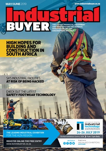 Industrial Buyer May/ June 2019