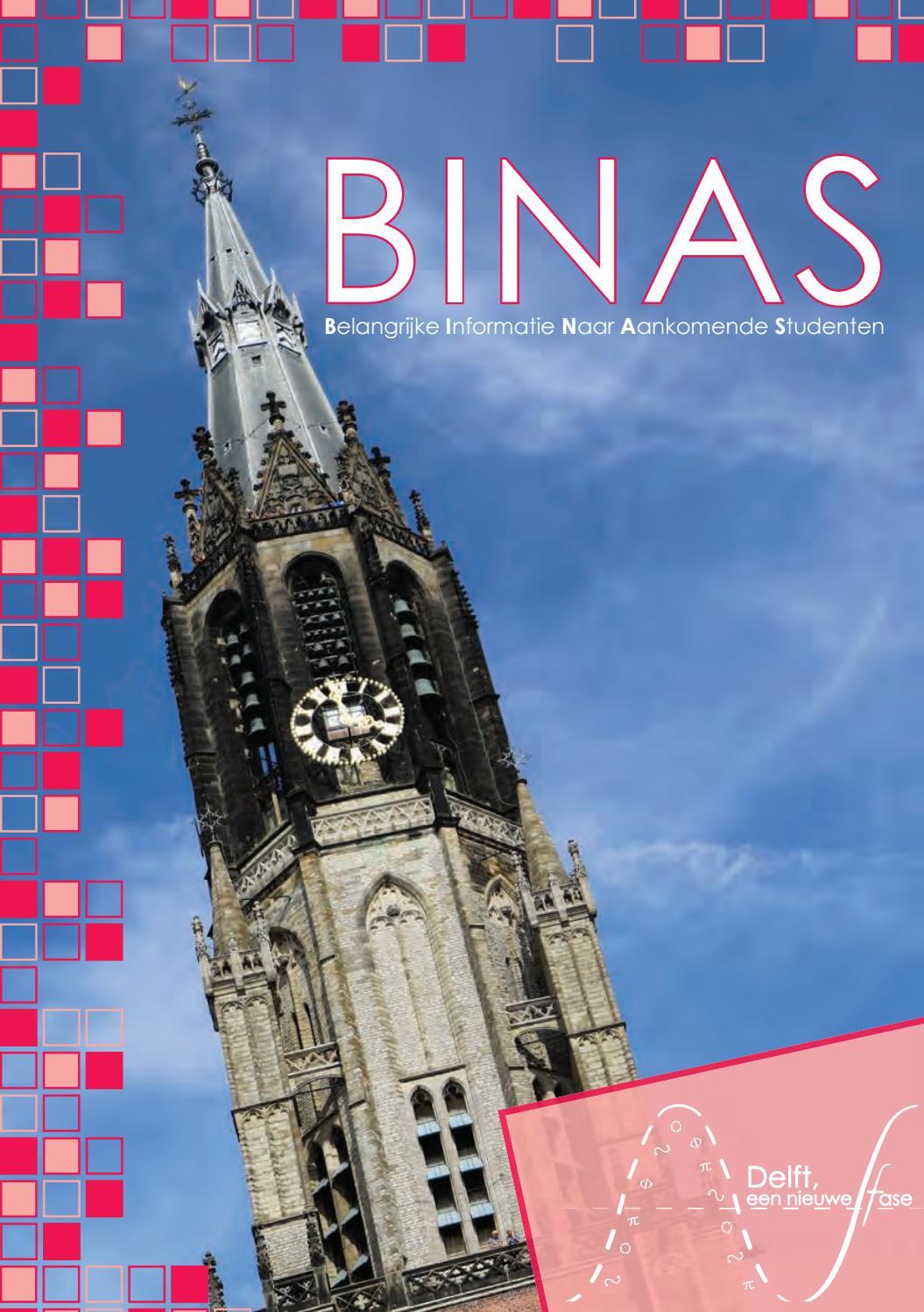 Binas English Version By Tu Delft Issuu