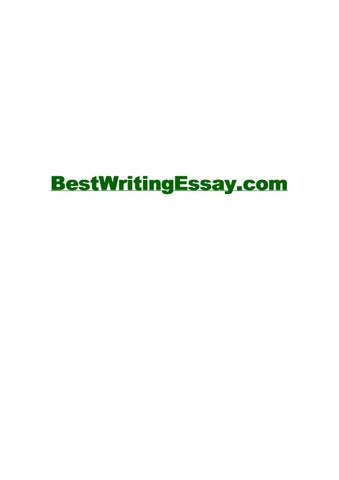 Essay On How I Spent My Summer Vacation  Essay On America also The Civil Rights Movement Essay Can I Use Contractions In College Essays By Chrisfbag  Issuu What Is An Exploratory Essay