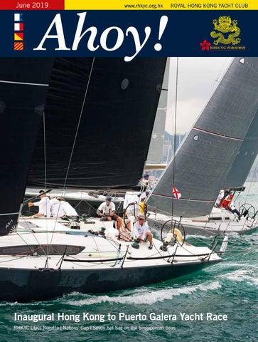 Ahoy! June 2019 issue by Koko Mueller - issuu