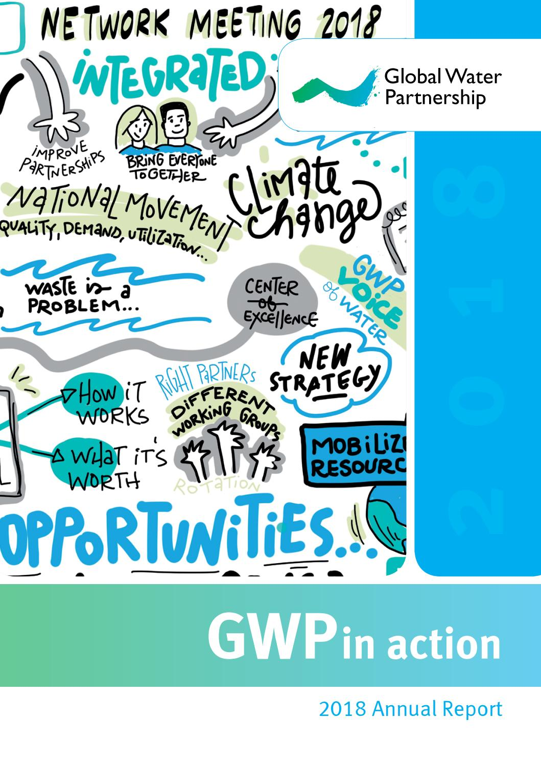 GWP Annual Report 2018 by Global Water Partnership - issuu
