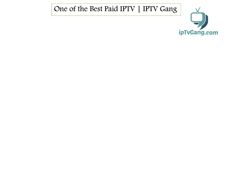 Image Result For Best Paid Iptv Provider