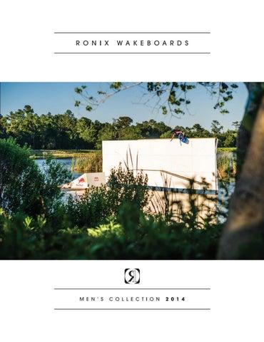 Ronix 2014 Wakeboarding by Michel Watersport - issuu