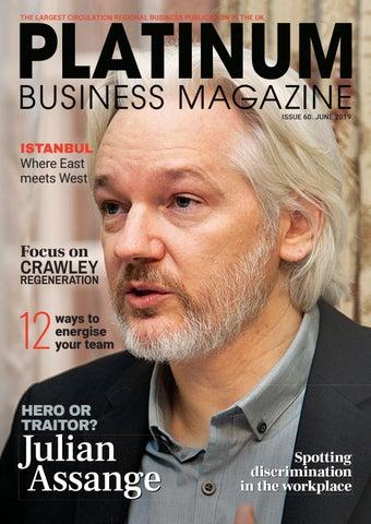 7b26d25d3 Platinum Business Magazine - issue 60 by Platinum Business - issuu
