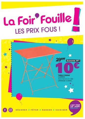 Catalogue prix fous juin 2019 intégrés 2 by La Foir\'Fouille ...