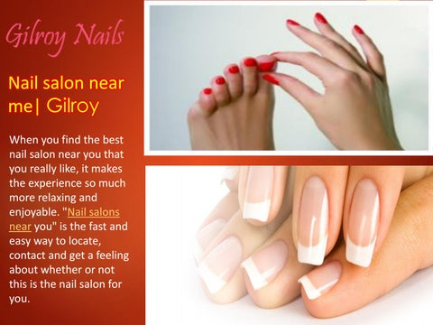 How To Find The Best Nail Salon Near Me California By