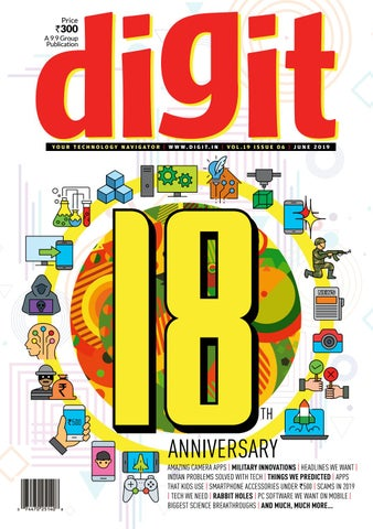 Digit June 2019 Anniversary Special by 9 9 Media - issuu