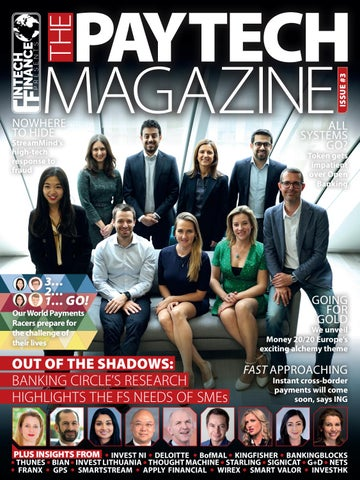 Fintech Finance presents: The Paytech Magazine Issue 03 by
