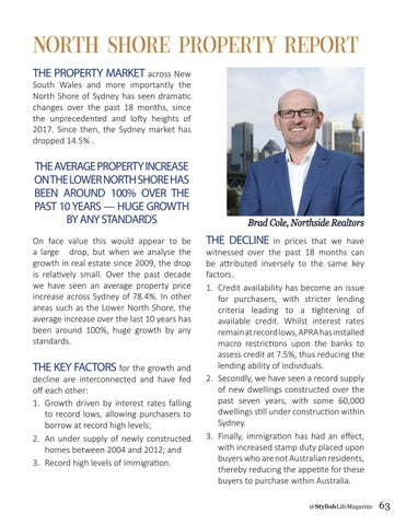 Page 63 of PROPERTY REPORT - SYDNEY'S NORTH SHORE