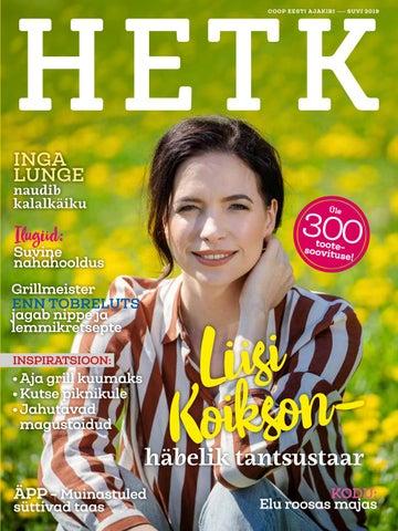 6556bc717fa Coop ajakiri Hetk suvenumber 2019 by Coop Eesti - issuu