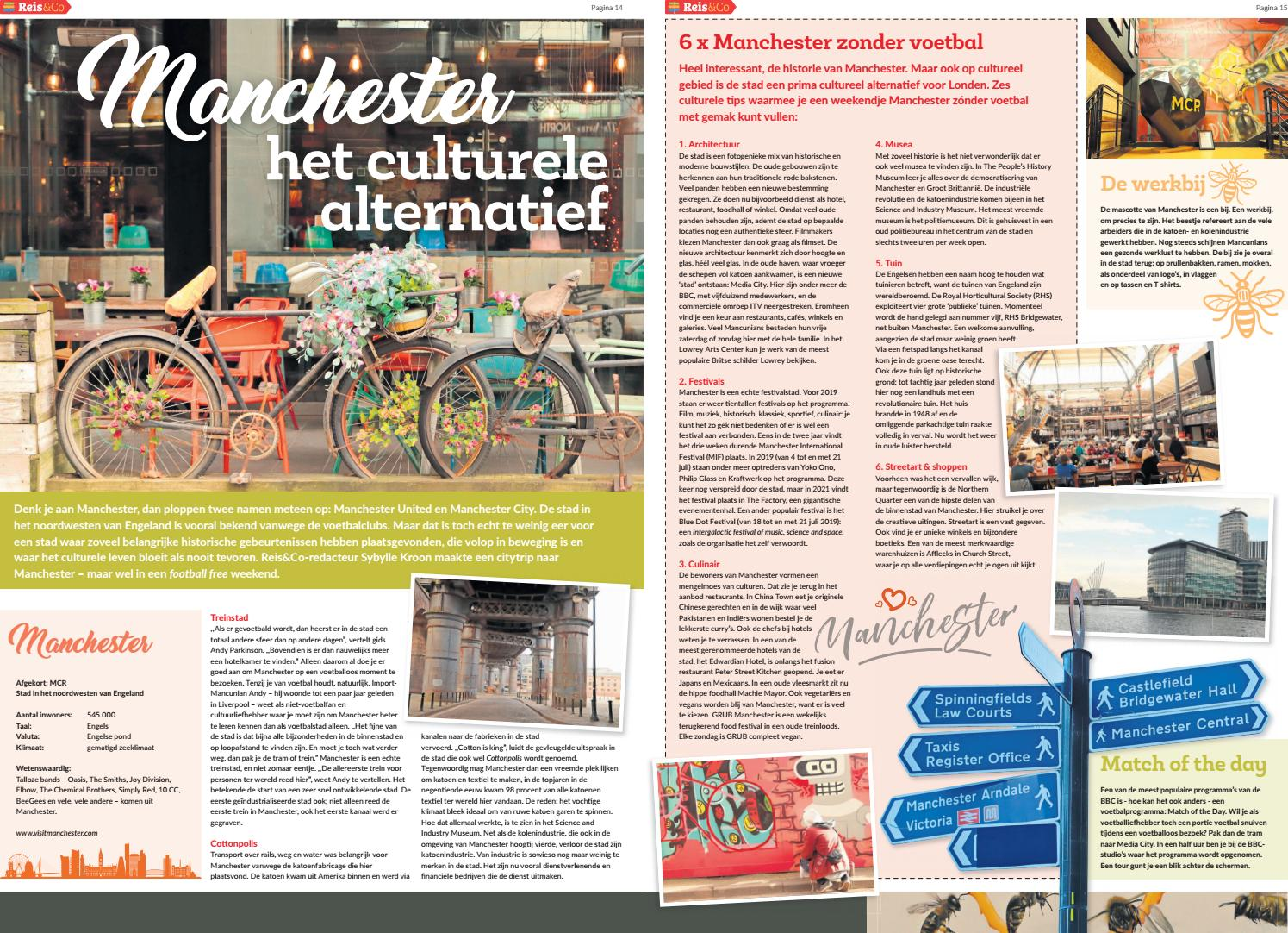Manchester By Sybylle Kroon Issuu