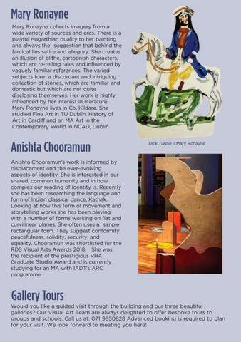 Page 3 of Visual Arts