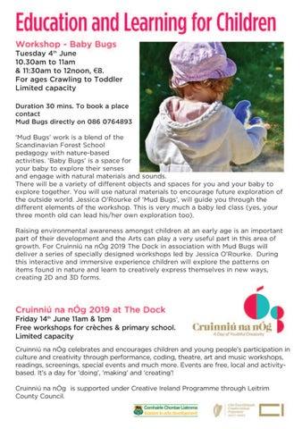 Page 7 of Workshops for Children