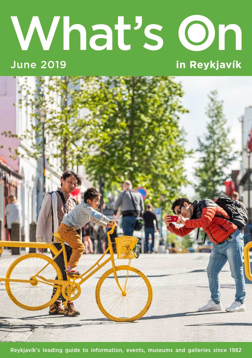 What's On - June 2019 by MD Reykjavik - issuu