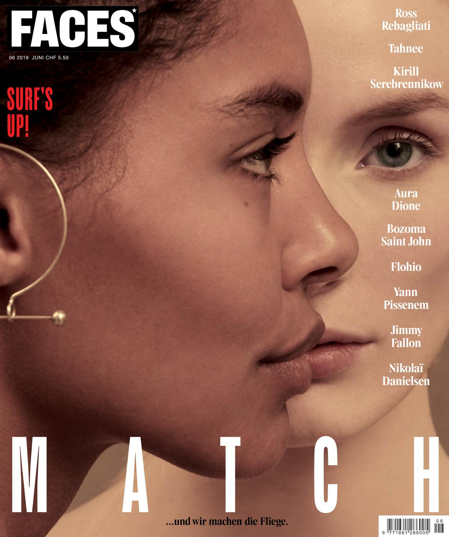 FACES Magazin Schweiz, Mai 2019 by Fairlane Consulting GmbH